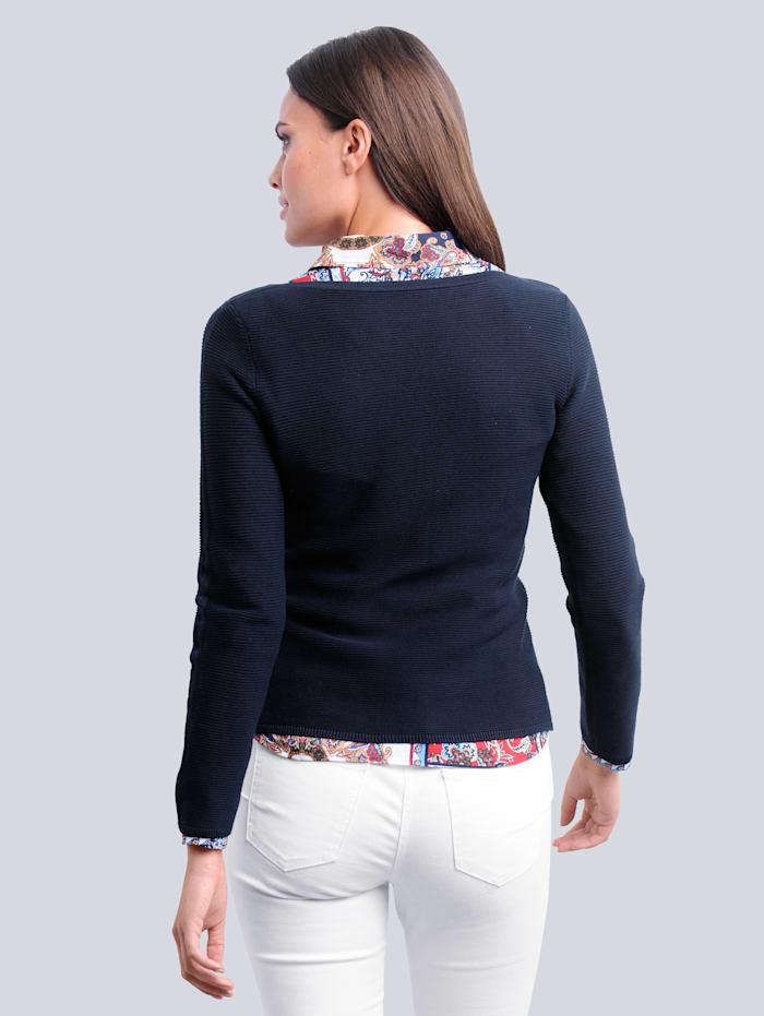 Pullover aus hochwertiegr Pima Baumwolle