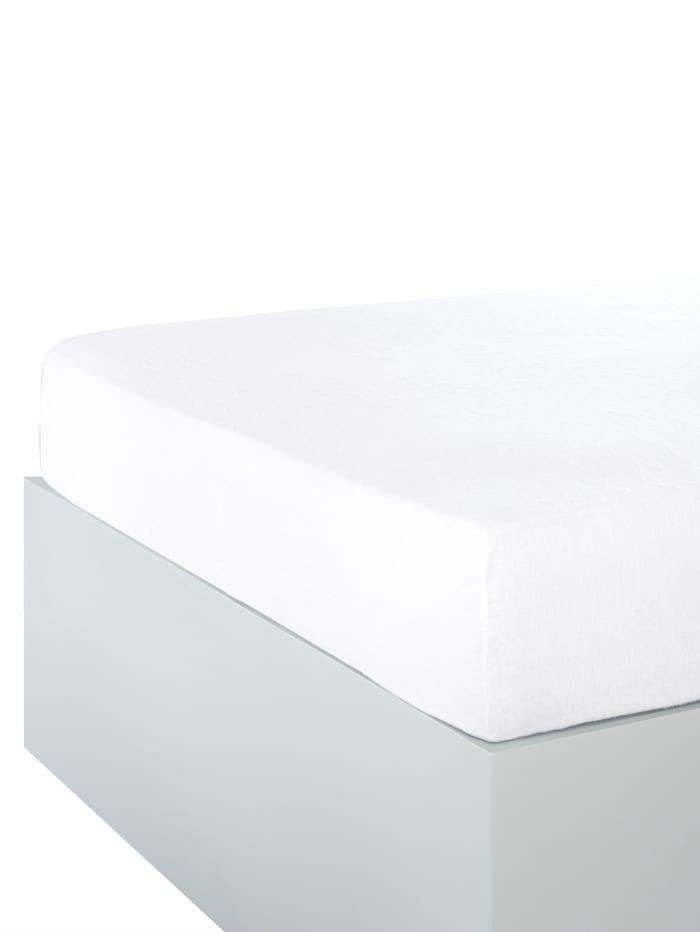 Webschatz Alus-/joustolakana, 2/pakkaus, valkoinen