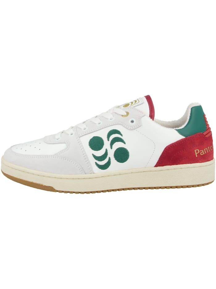 Pantofola d'Oro Sneaker low Maracana Uomo Low, weiss