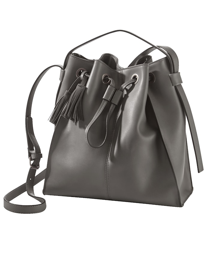 Väska med öljetter och dragband