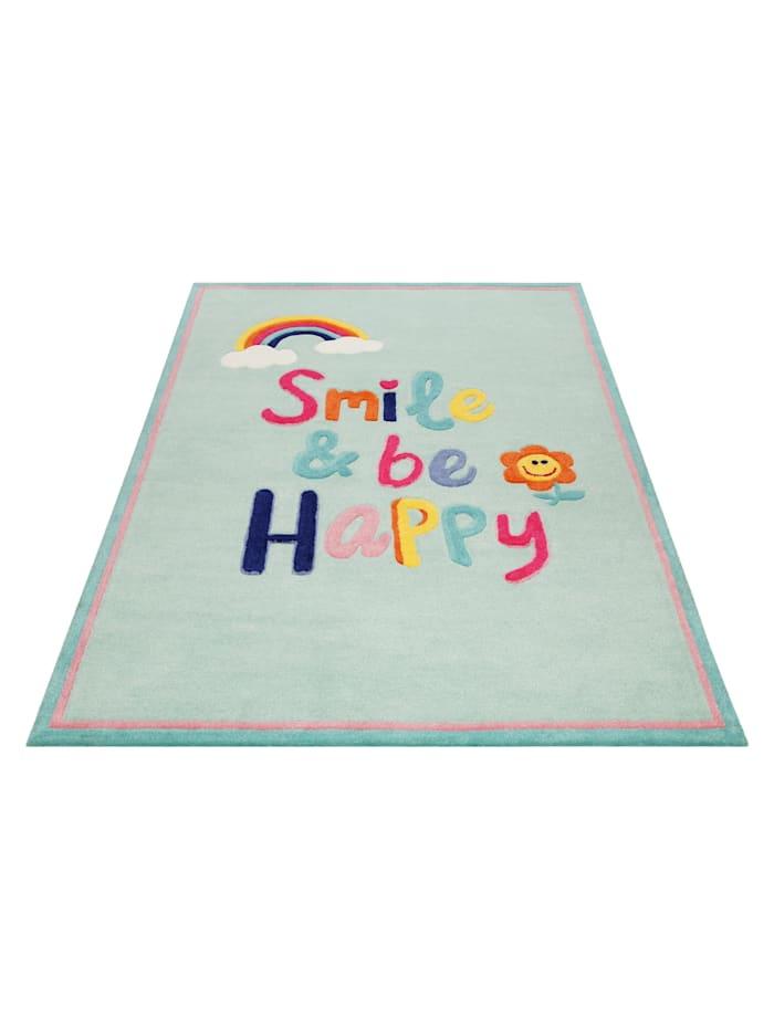 Smart Kids Teppich Happy me!
