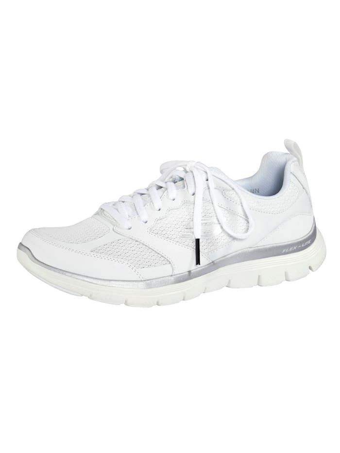 Skechers Sportschuh mit EVA-Laufsohle, Weiß
