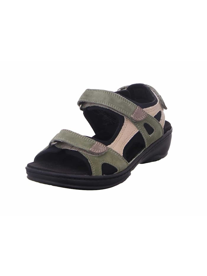 Fidelio Sandalen/Sandaletten, grün