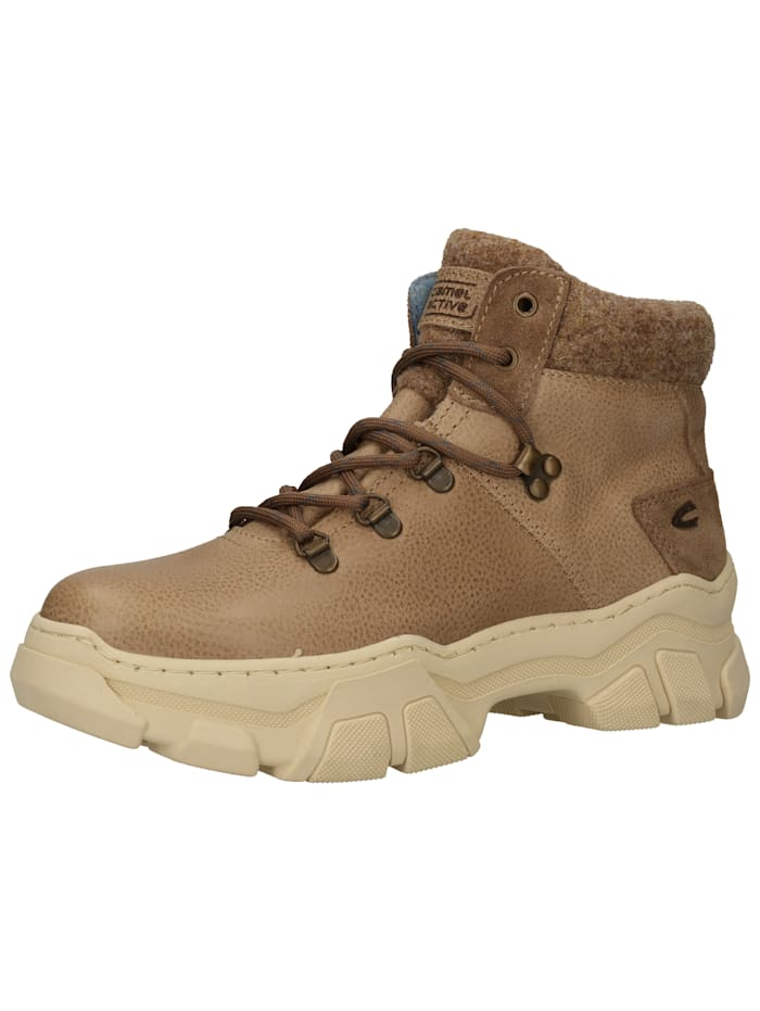 camel active camel active Stiefelette camel active Stiefelette, Taupe