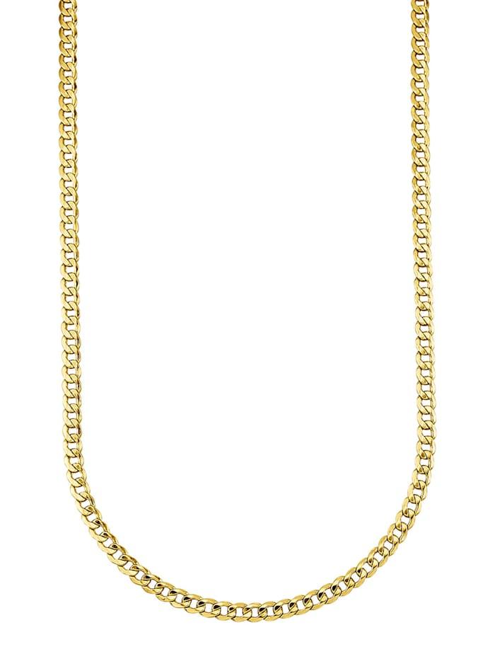 Halsband av pansarlänk, Guldfärgad