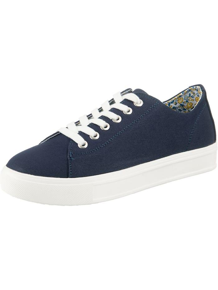 ambellis Flat City Sneaker, dunkelblau