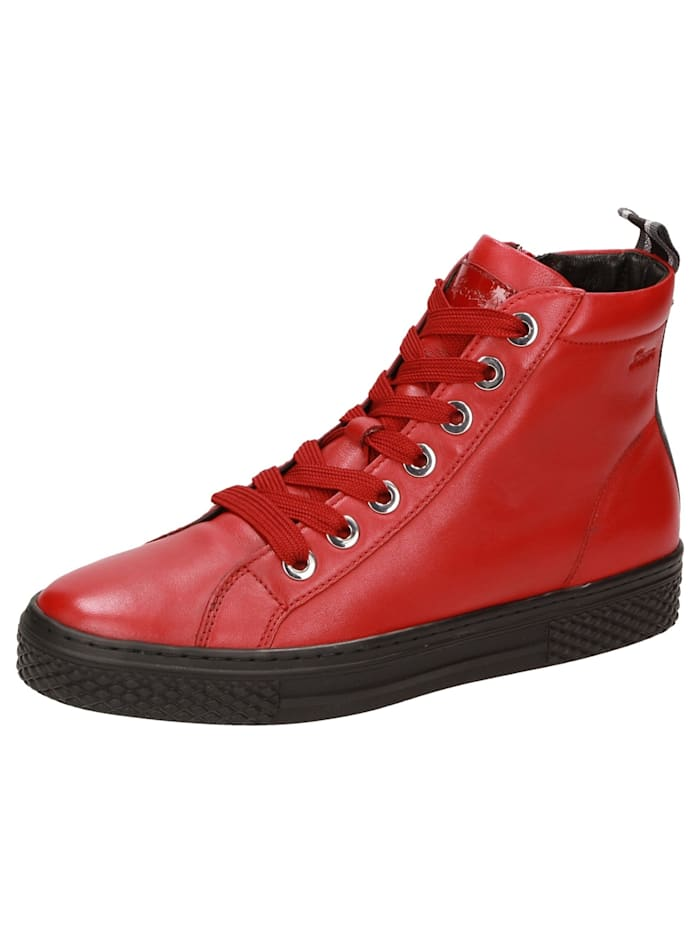Sioux Stiefelette Somila-701-H, rot