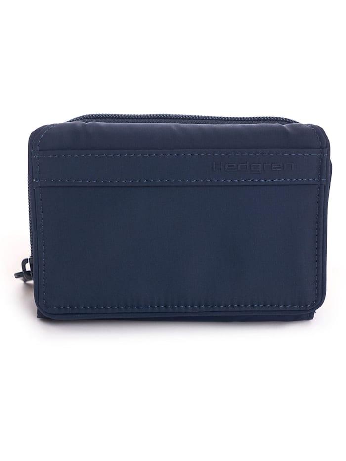 Hedgren Follis Yen Geldbörse RFID 12,5 cm, dress blue