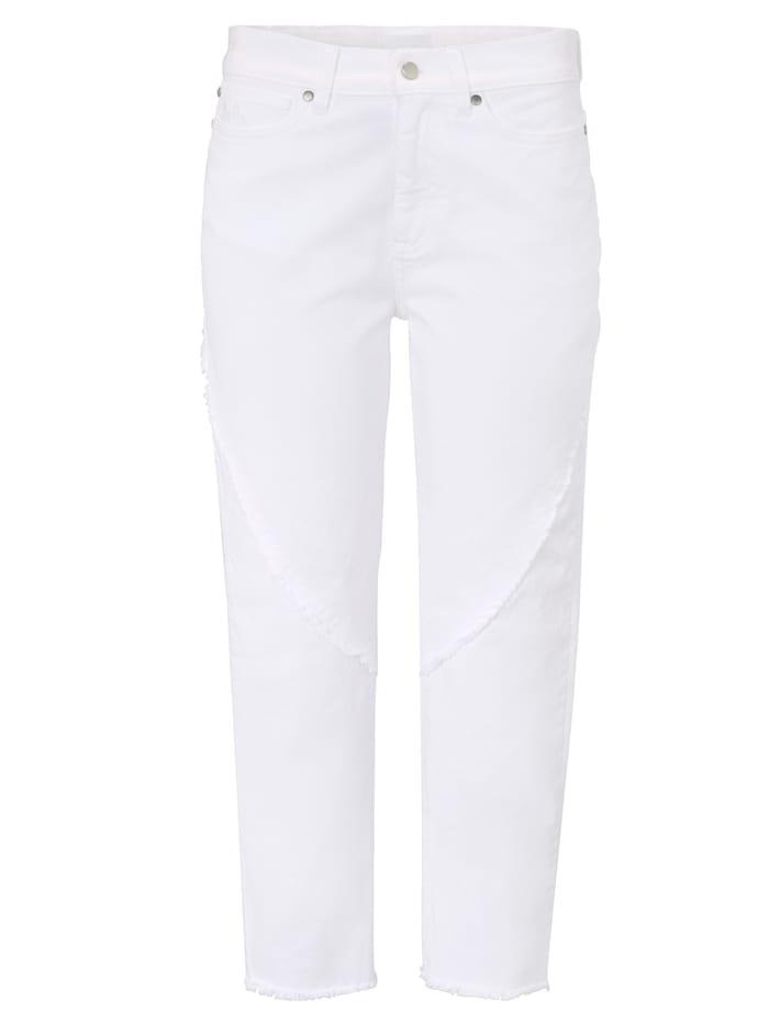 Lala Berlin Jeans, Weiß