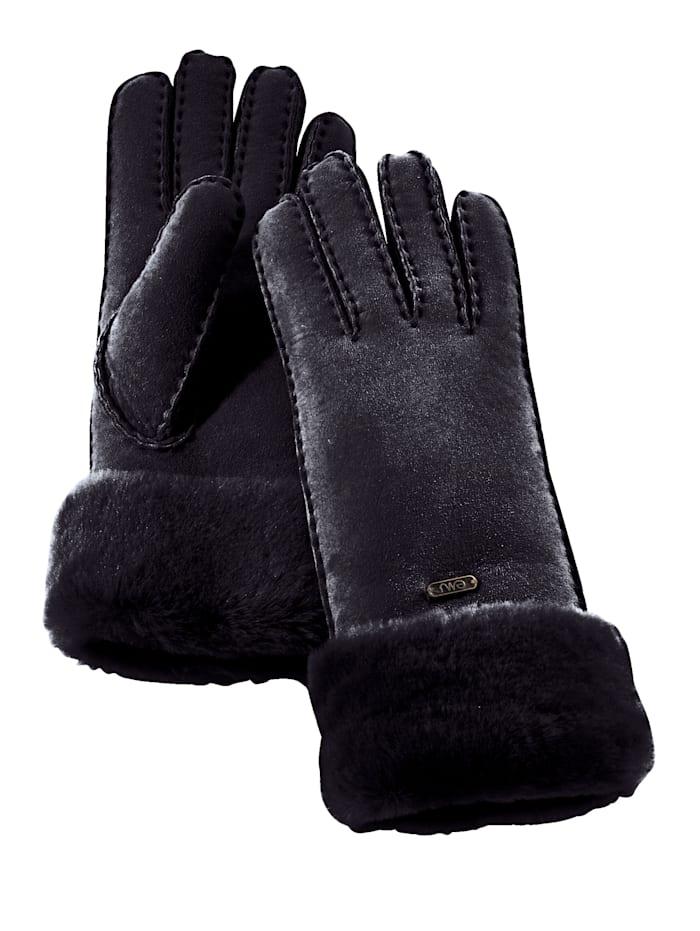 EMU EMU-Apollo-Bay Glove-Handschuhe, schwarz