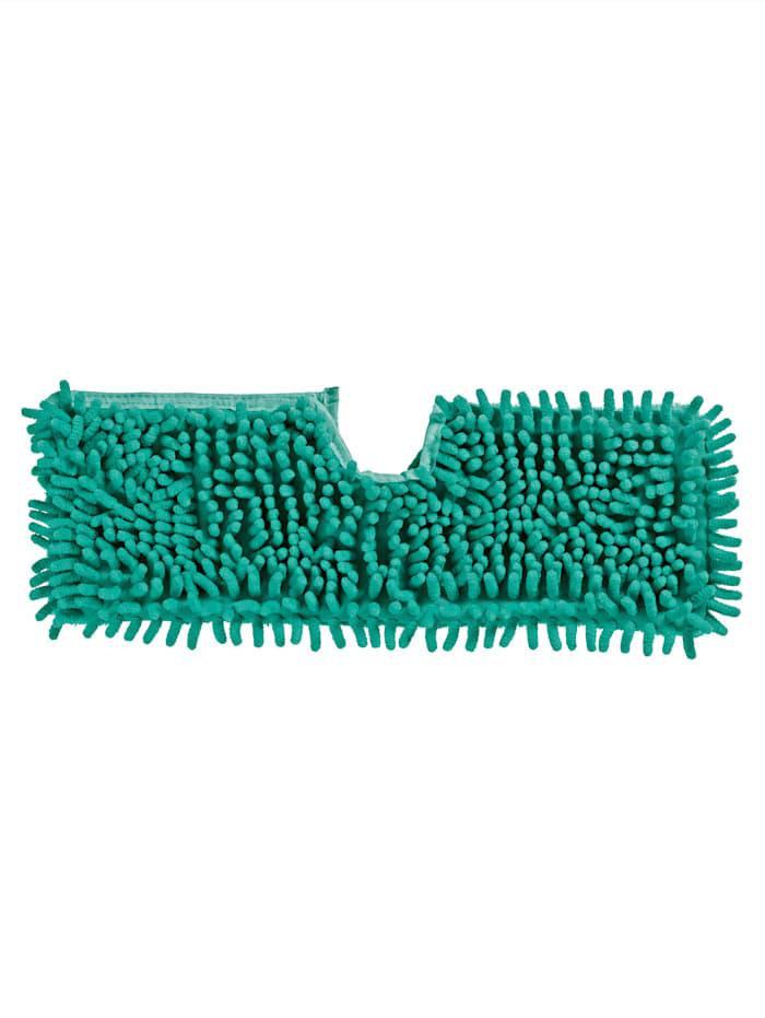 Cleanmaxx Ersatz-Wischtücher 2er-Set, Türkis
