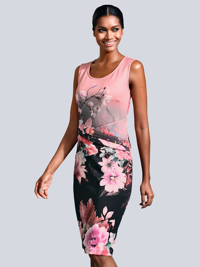 Kleid in Scuba-Qualität
