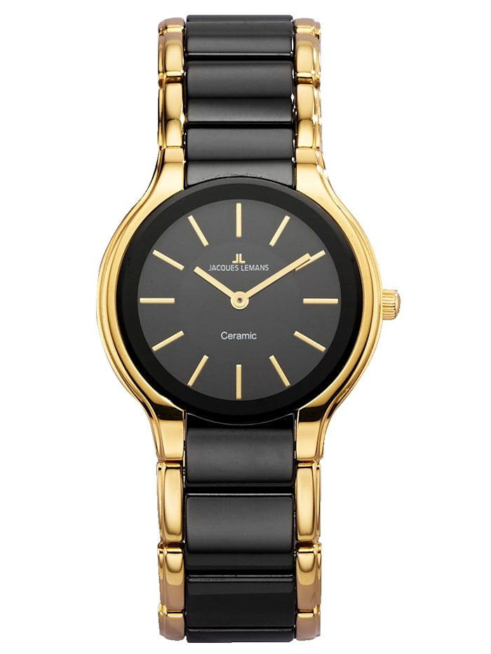 Jacques Lemans Dámske hodinky Séria: Dublin, 1-2043B, Čierna