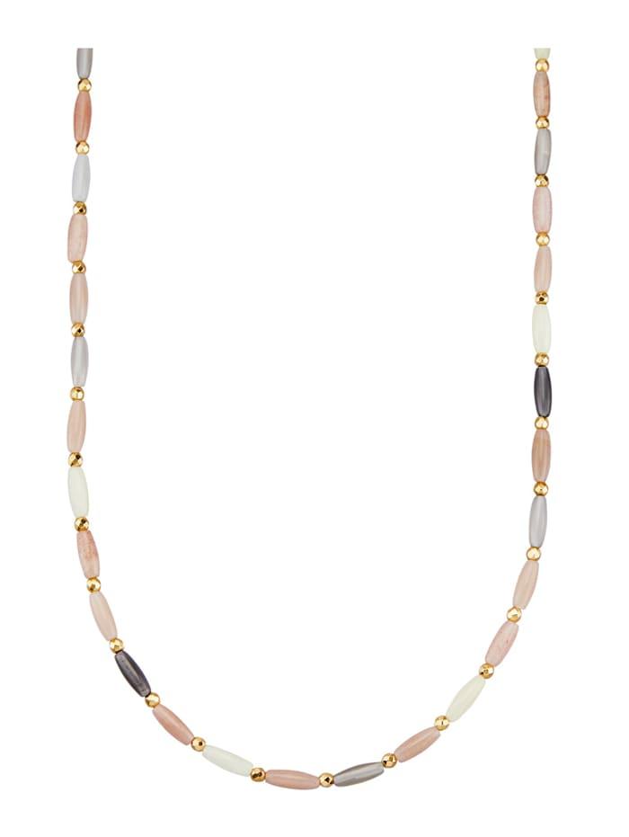 Halskette in Silber 925, Rosé