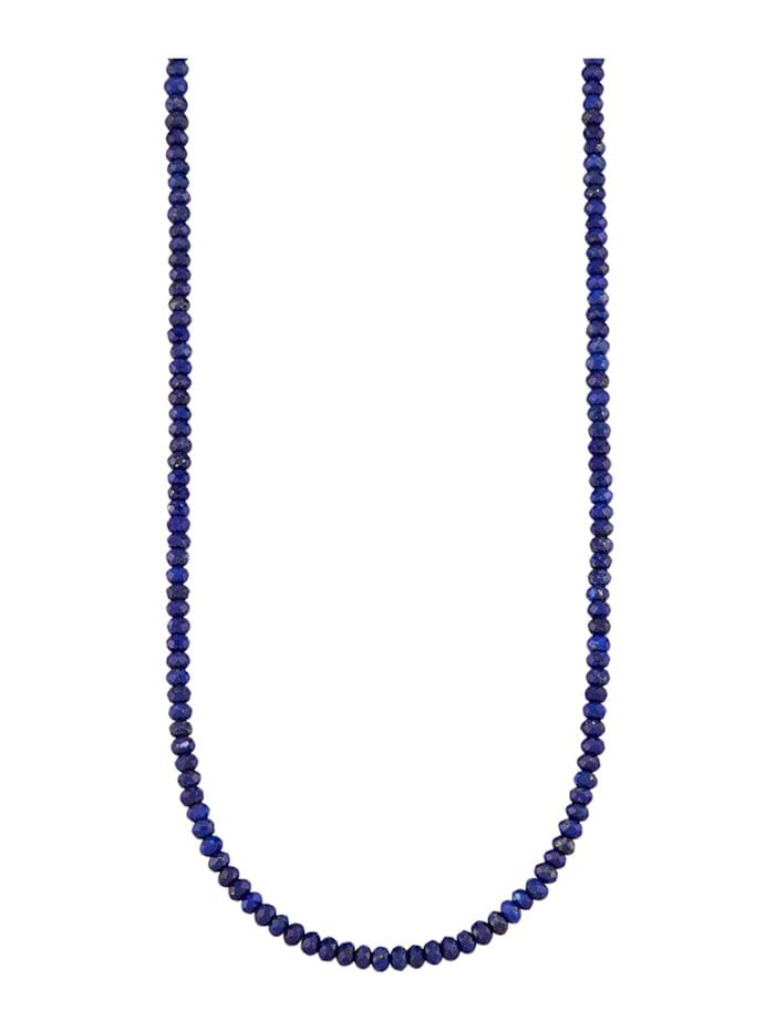 Amara Highlights Lapislazuli-Kette mit Lapislazuli, Blau