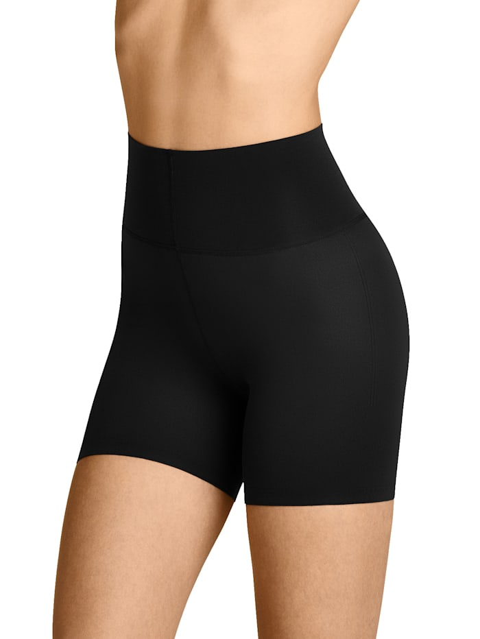 ITEM m6 Shape-Shorts mit Shaping, Schwarz
