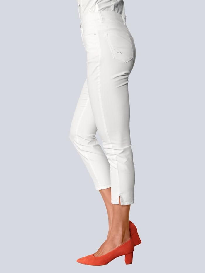 BRAX Jeans 'Mary S' in klassischer Form, Weiß
