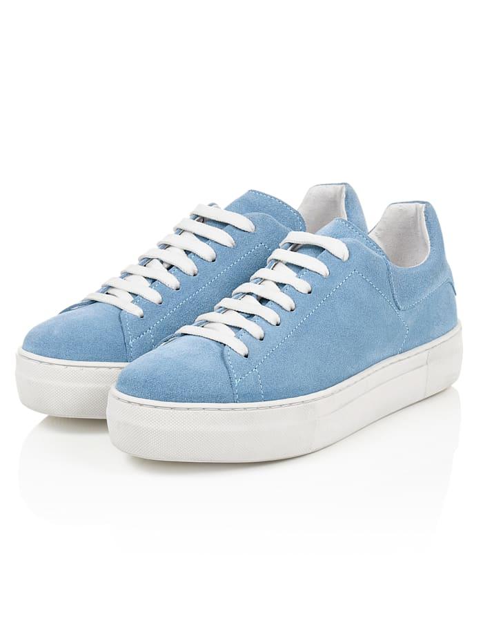 REKEN MAAR Sneaker, Hellblau