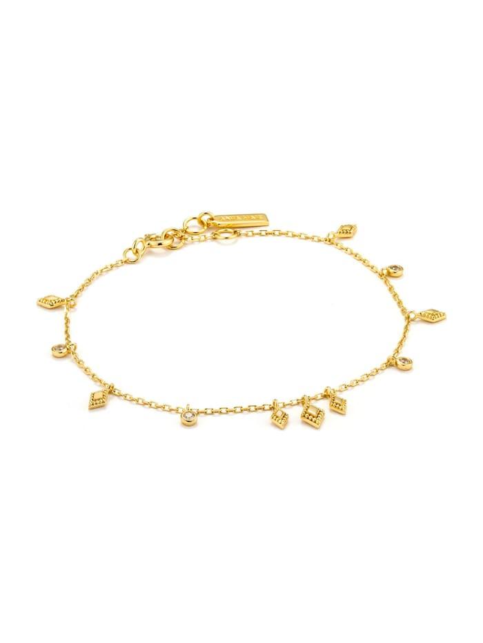 Ania Haie Ania Haie Damen-Armband Bohemia Bracelet 925er Silber, gold