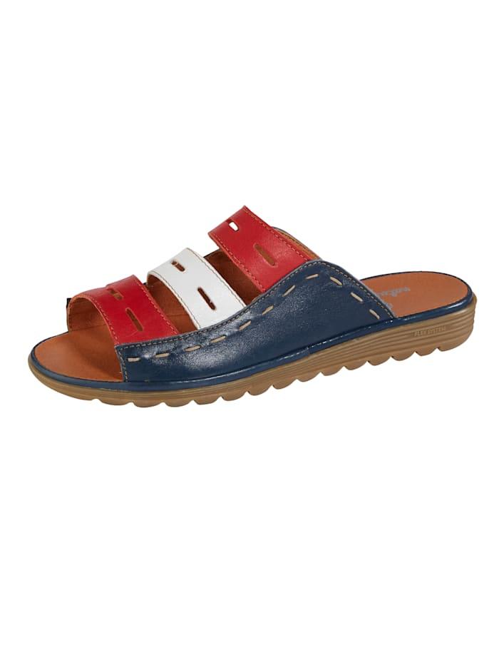 Naturläufer Nazouvací obuv, Červená