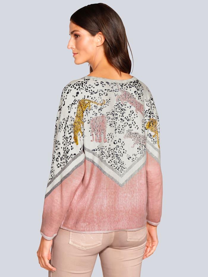 Pullover im modischen Style