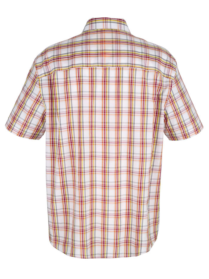 Košeľa s náprsným vreckom