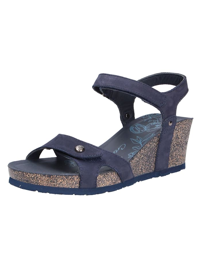 Panama Jack Sandalen/Sandaletten, blau