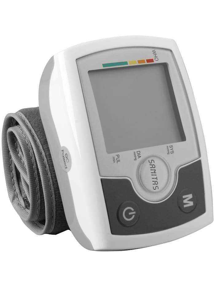 Sanitas Blutdruckmessgerät Blutdruckmessgerät SBM 03, Grau