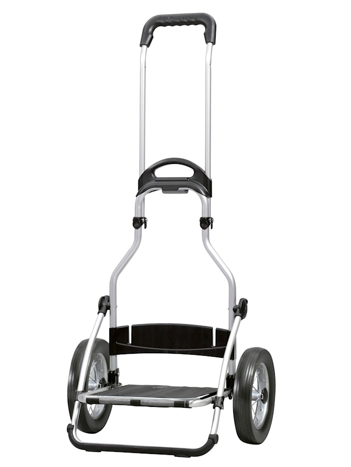 Shoppingväska med ställning och hjul