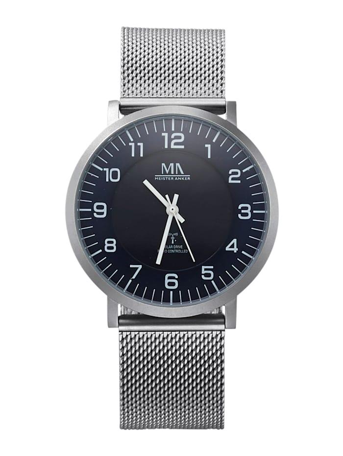 Meister Anker Pánské hodinky AS2880, Stříbrná