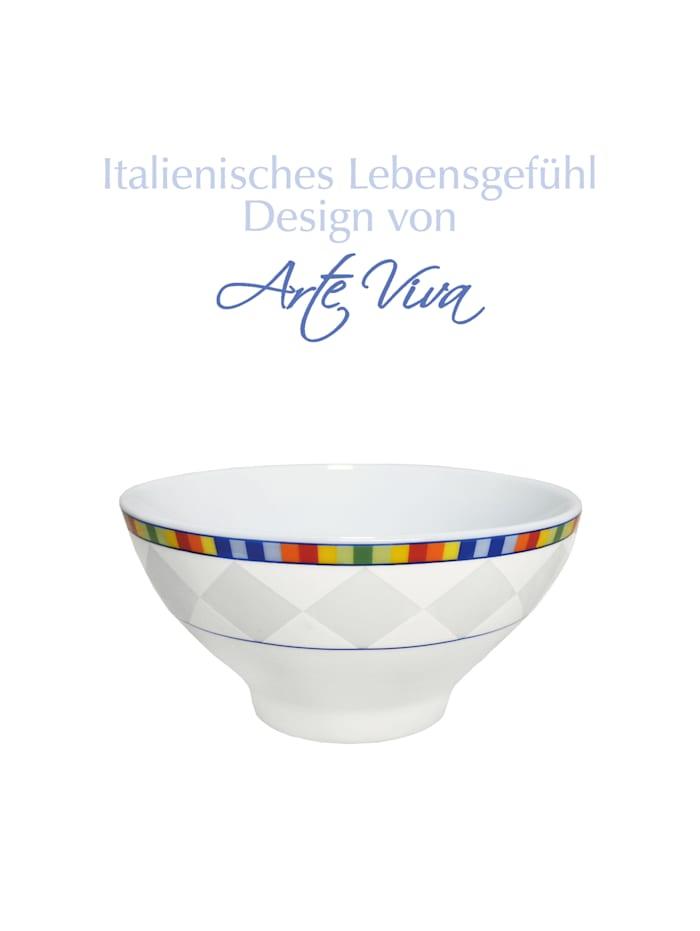 Arte Viva Set van 6 schaaltjes Venezia, multicolor