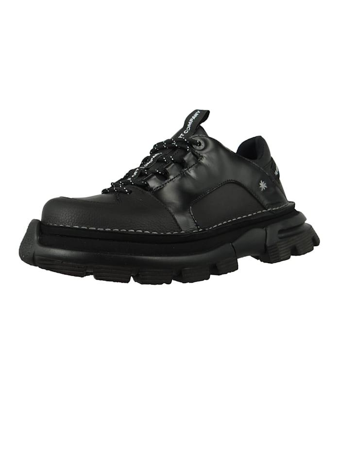 *art Damen Leder Sneaker CORE1 Black Schwarz 1651, Black