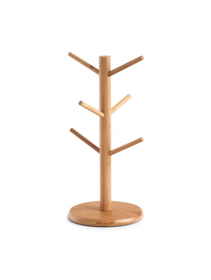Neuetischkultur Tassenständer Bambus, Braun