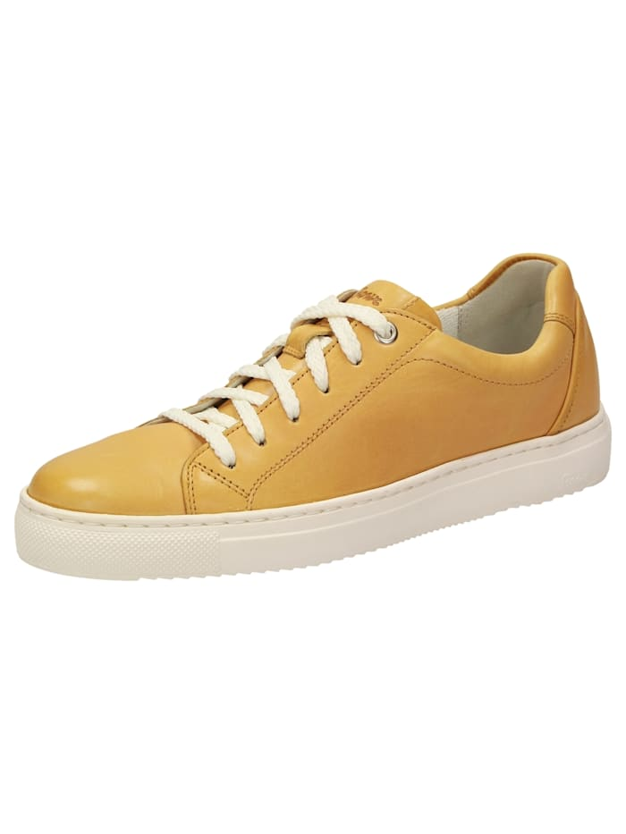 Sioux Sneaker Tils Sneaker-D 001, gelb