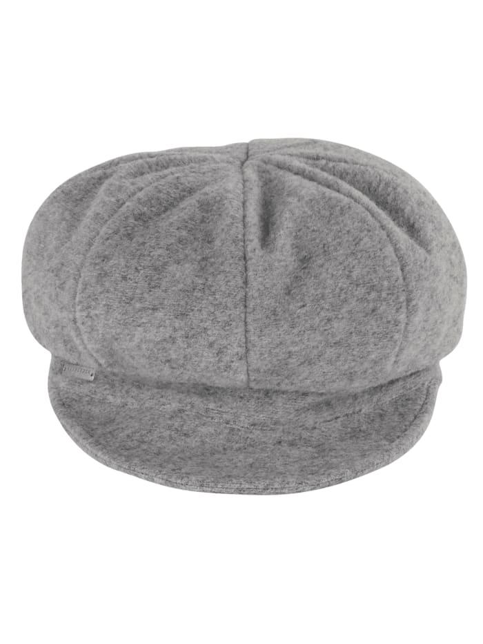 Seeberger Cap, Light Grey