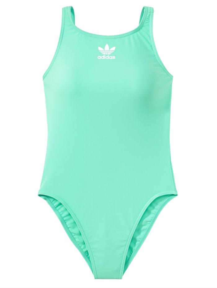 adidas Badeanzug, Grün