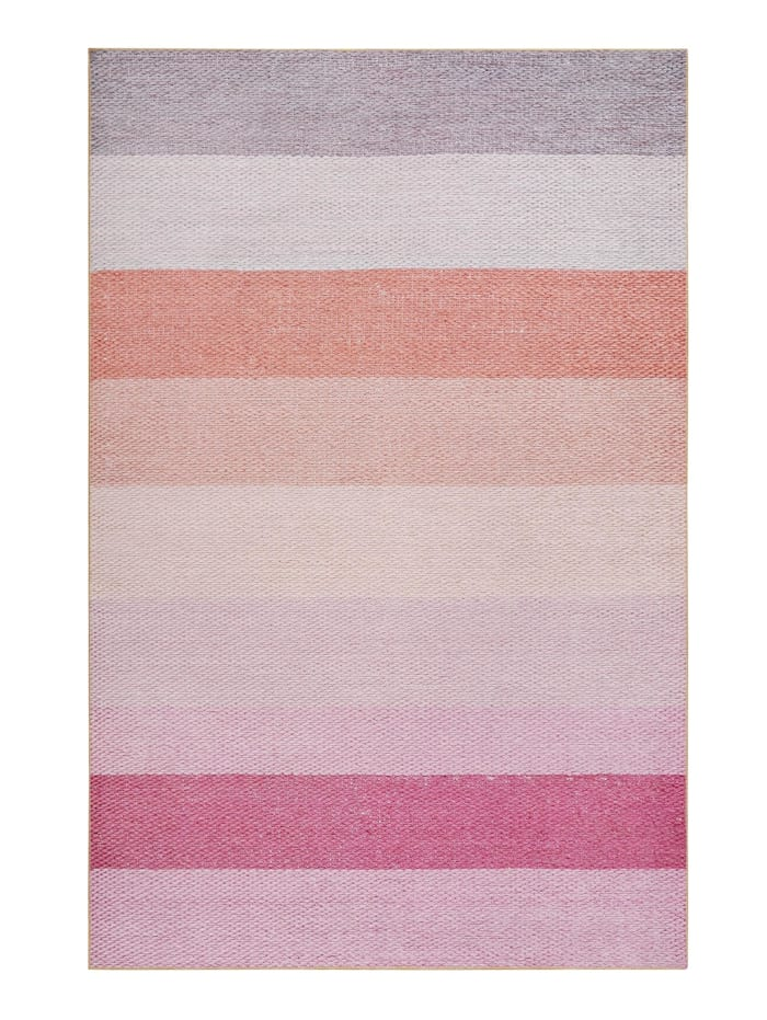 Esprit Esprit Teppich CLIFTON, rosa