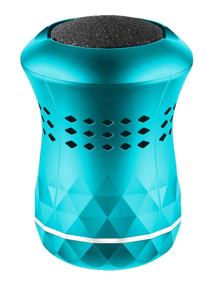 Relax Vital Eeltverwijderaar Pedimeister, turquoise