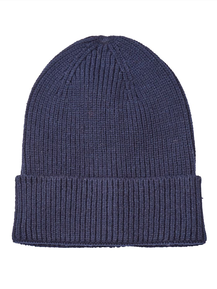 MONA Knitted hat, Blue