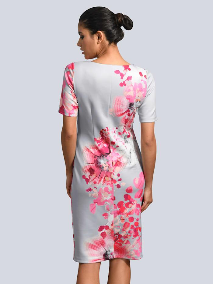 Kleid mit Blumendessin