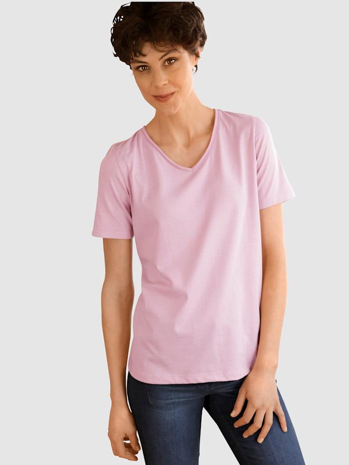 Dress In Shirt in mooie kleuren, Lavendel