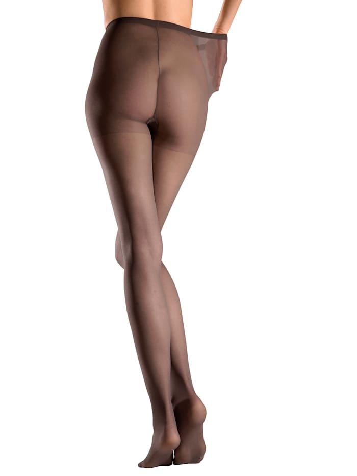 Esda Strumpbyxor med komfortkil, Nude