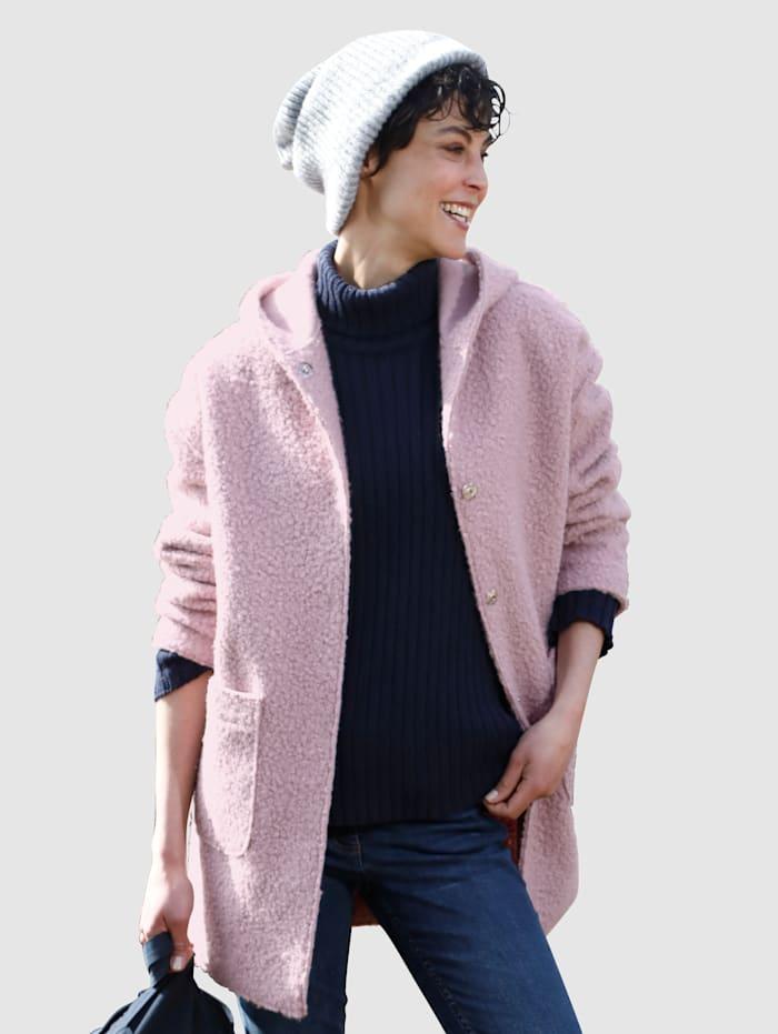 Dress In Jacke mit Kapuze, Lavendel