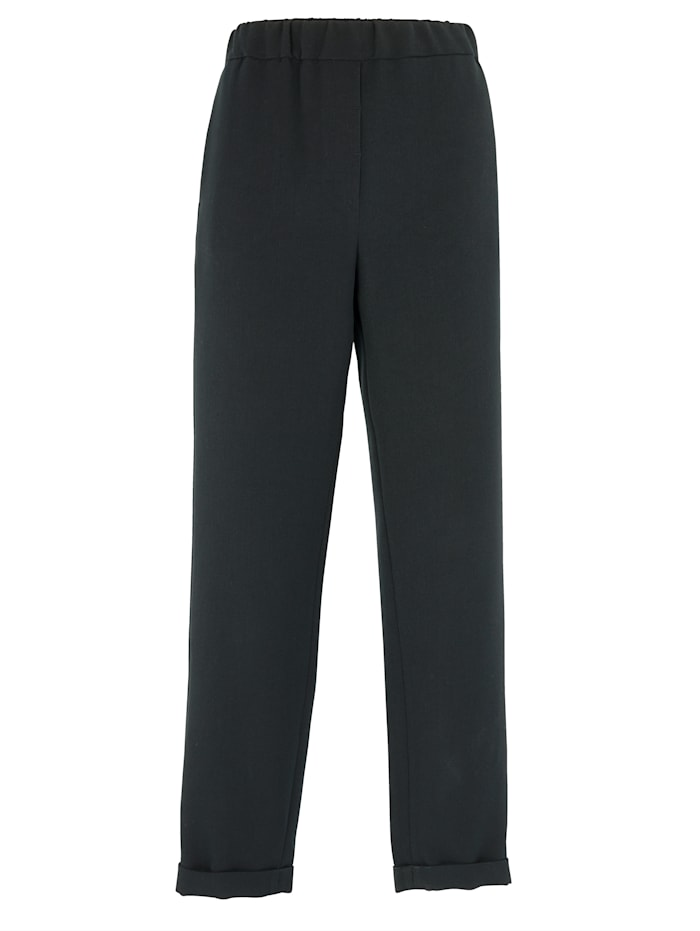 Trousers in a relaxed cut