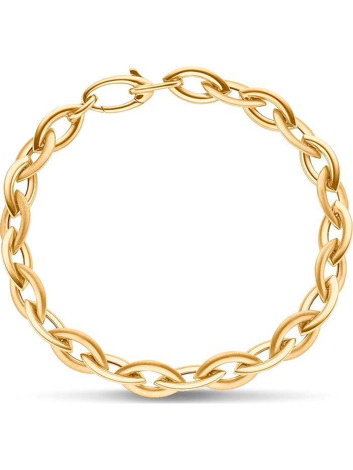CHRIST C-Collection CHRIST Damen-Armband Weißgold/Rotgold/gold, gold