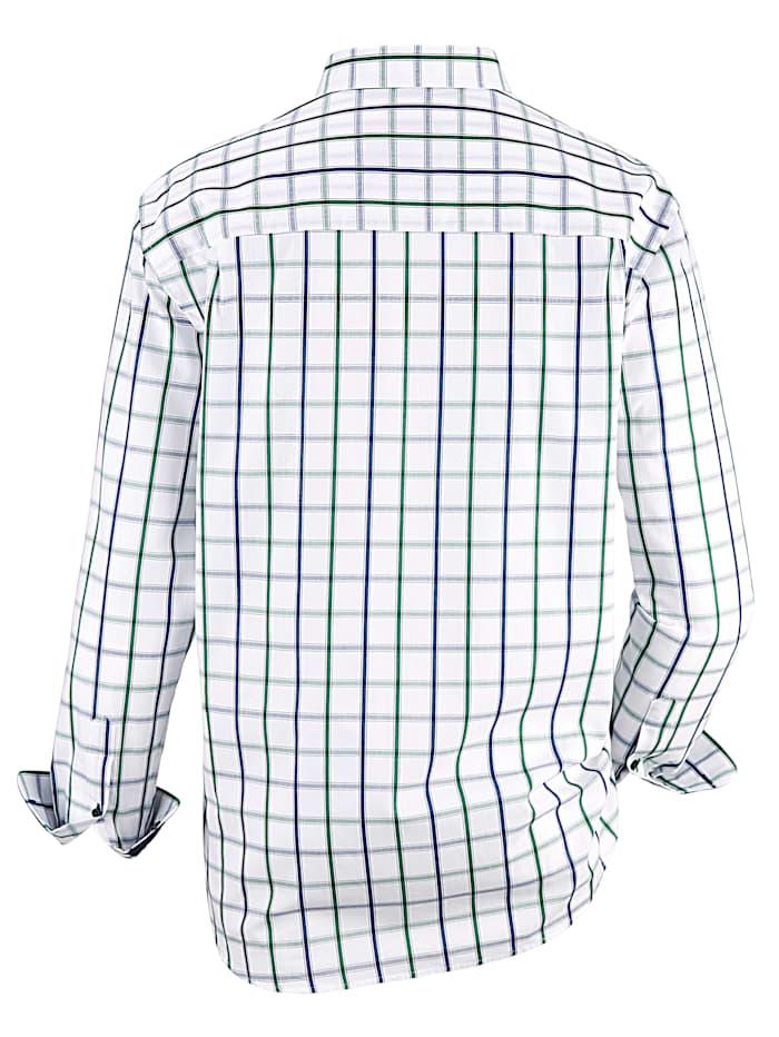 Skjorta med bröstficka