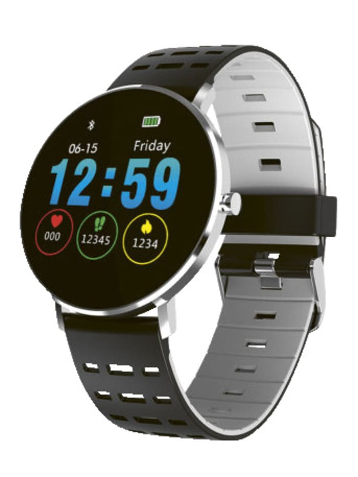 Atlanta Smartwatch 3097064, Grau