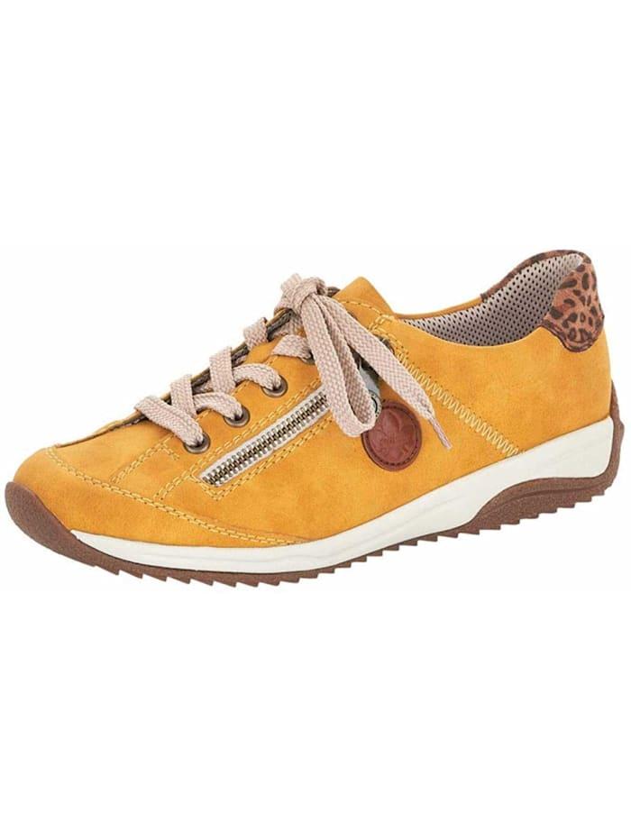 Rieker Sneaker von Rieker, gelb