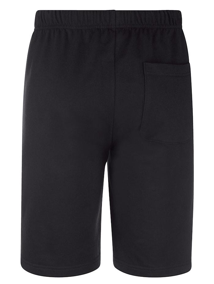 Shorts med fickor