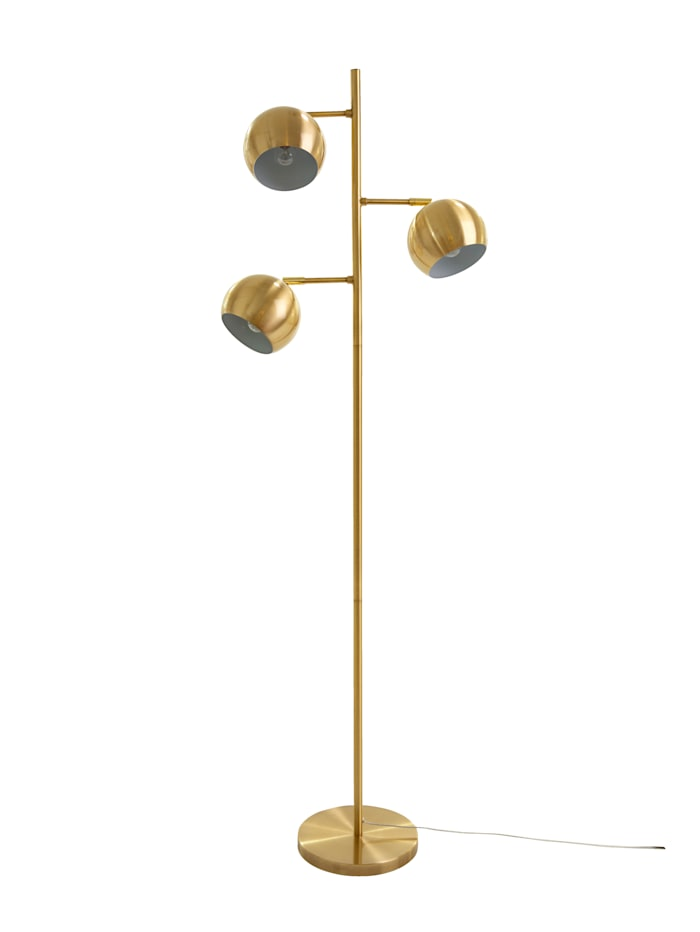 IMPRESSIONEN living Staande lamp, Goudkleur